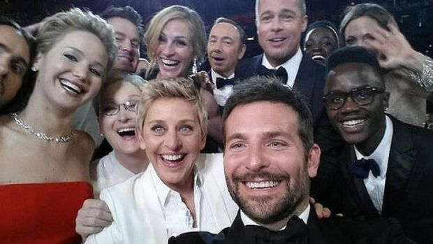 The Ellen DeGeneres selfie broke Twitter records when she posted it at the Oscars in March.