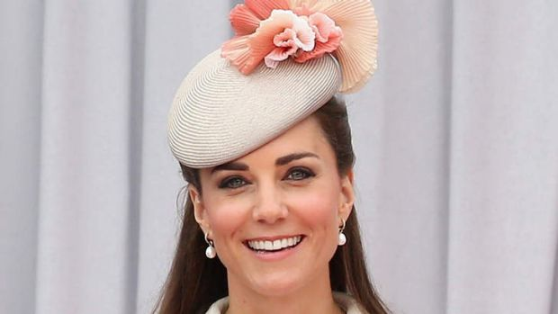 Catherine, Duchess of Cambridge attends a WW1 100 Years Commomoration Ceremony at Le Memorial Interallie on August 4, ...