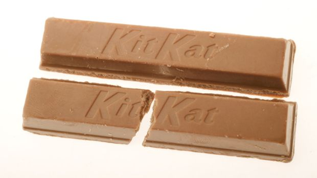 Kit Kats: Classified as nutritious...if you set your standards low enough.