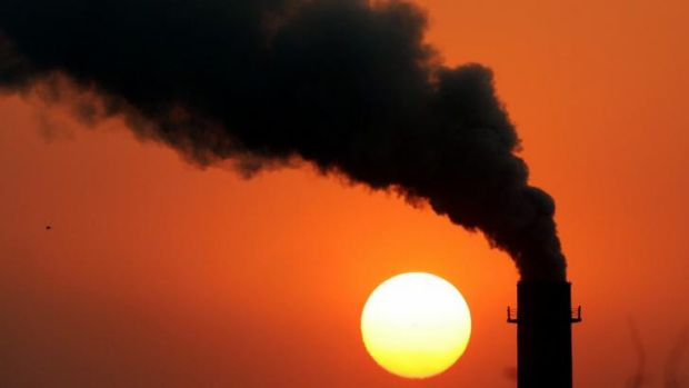 Big carbon cuts are needed, UN says.