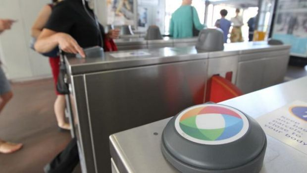 Card readers fail: Opal card problems have caused disruptions at stations.