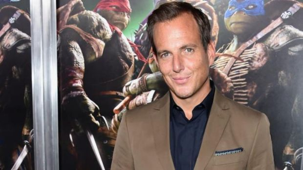 Sure of <i>Arrested Development</i> season 5 ... Will Arnett attends a screening of Teenage Mutant Ninja Turtles on ...