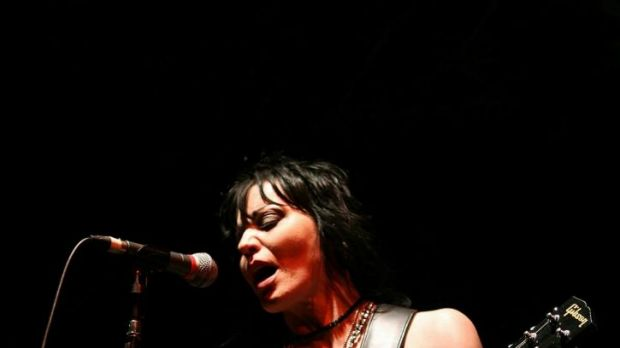 Career lift: Joan Jett's name was forged with <i>I Love Rock'n'Roll</i>.