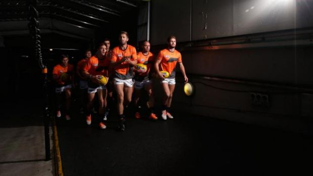 The GWS Giants will play an Anzac Day fixture at Manuka Oval in 2015.