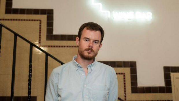 Director Joe Swanberg is in Melbourne for the film festival.