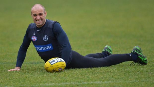 Chris Judd will play his 134th match for the Blues when he lines up against the Gold Coast Suns.
