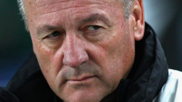 Tim Sheens was sacked as Wests Tigers coach in 2012.