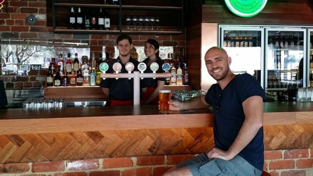 The Northbridge Brewing Company officially opened on Thursday.