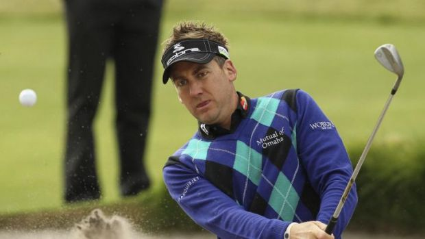 Twitter backlash: Ian Poulter.