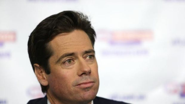 "Gillon McLachlan says the January 31 meeting involving the AFL and ACC is ""a distraction"" to the main ASADA-Essendon case."