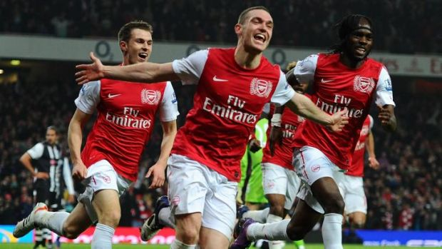 Thomas Vermaelen is now 28 and has struggled with injuries during a significant part of his five years at Arsenal.
