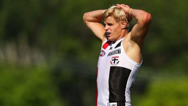 "Nick Riewoldt: ""I think if we can fix equalisation and then as a side issue, I think free agency will become a lot better."""