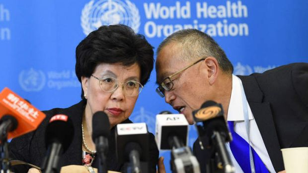 A question of ethics: The World Health Organization (WHO) will convene to discuss whether to use experimental drugs in ...