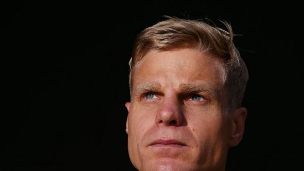 No regrets:  Nick Riewoldt says the Saints could not have done any more in 2009-10 to win the flag.