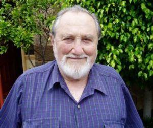 Jerry Rind, who now lives in Kangaroo Valley.