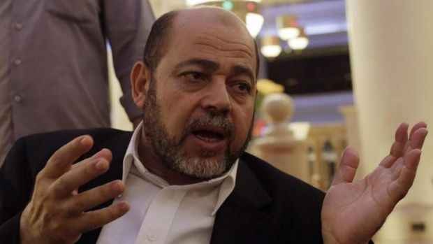 Deputy chairman of Hamas's political bureau Moussa Abu Marzouk in Cairo said Israel is stalling.