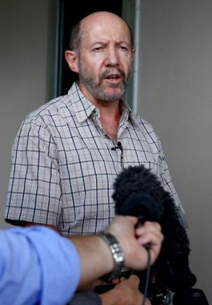 Cautiously welcomed  teleconferencing: AMA spokesman Richard Kidd.