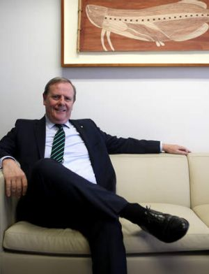 """Sooner of later you have to cut losses"": Peter Costello."