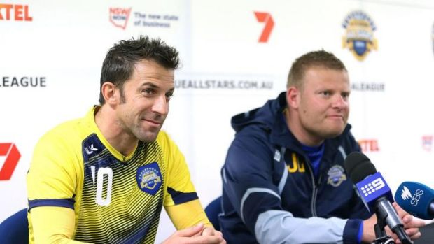 When people now think of an Australian team they will think they play good football:  A-League All Stars coach Josep Gombau.