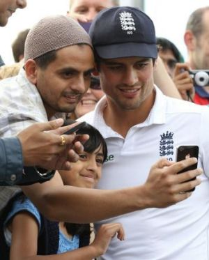 Alastair Cook finds favour again.