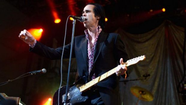 Nick Cave (at No. 9) was the highest-placed Australian on <i>NME</i>'s list.