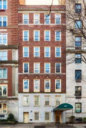 1143 Fifth Avenue in New York, which is being sold by the French state.