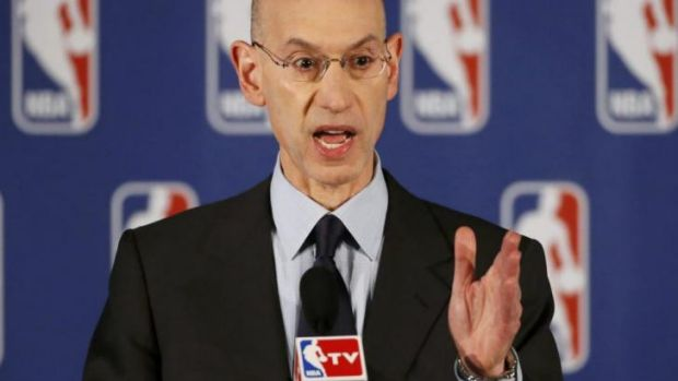 Taking action ... NBA Commissioner Adam Silver wants to eliminate any incentive for teams to field non-competitive line-ups.