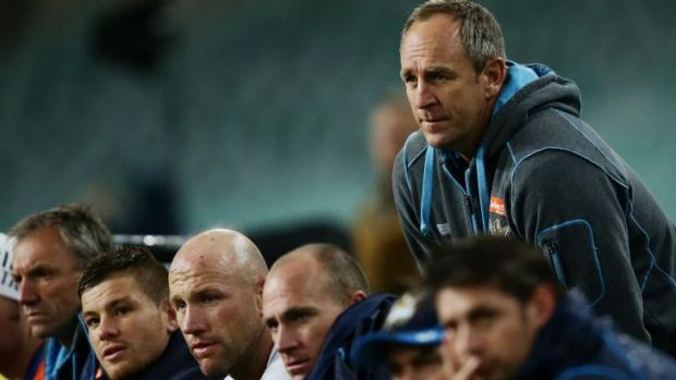 """I've lived on the Gold Coast for eight years, I just think its so important for rugby league to be strong there"": ..."