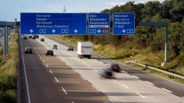 """The man accused of firing at vehicles on German autobahns had wanted to teach other truck drivers a """"lesson"""" over their ..."""