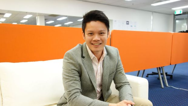 Marcus Lim: TV shows can serve as inspiration as well as entertainment.