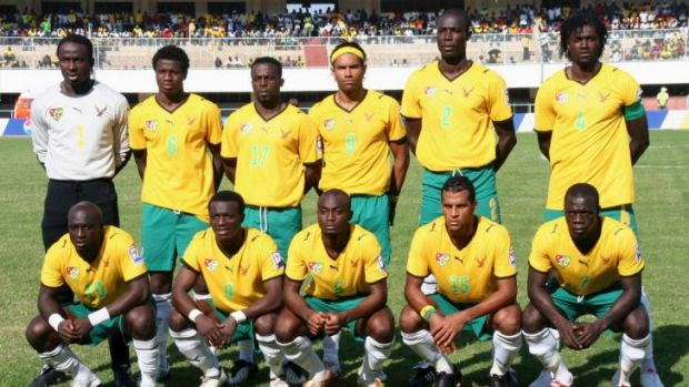 The Togolese national team is scheduled to played in Guinea.