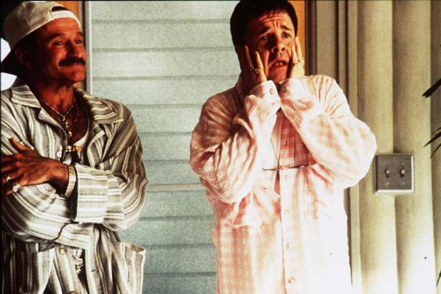 Robin Williams in <i>The Birdcage</i>.