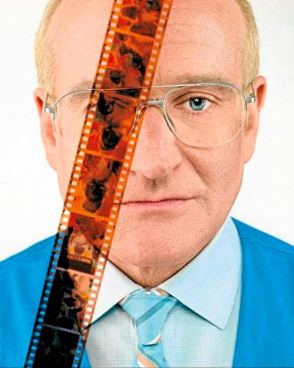 Robin Williams in <i>One Hour Photo</i>.