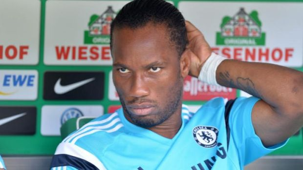 Didier Drogba is back at Chelsea this season.