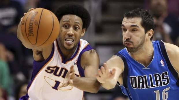 New challenge: Josh Childress will join the Sydney Kings.