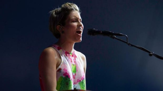 Missy Higgins will tour in September and October.