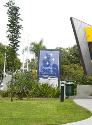 Southern Cross University: Would lose 8.3pc of its total revenue.