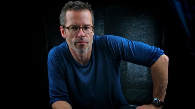 Guy Pearce's debut album is due for release in October.