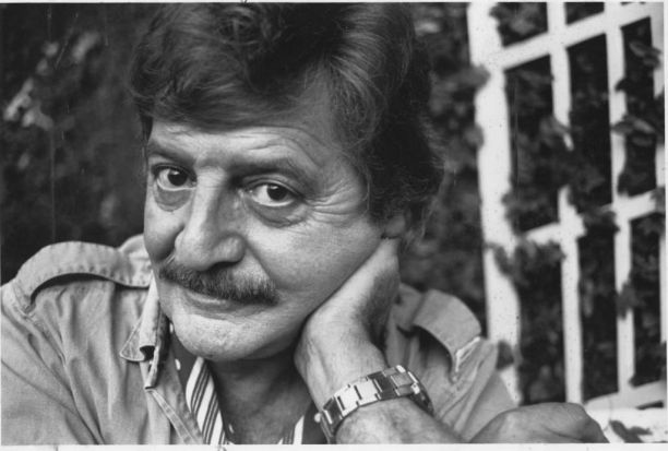 Peter Sculthorpe, Australian composer, in 1989.