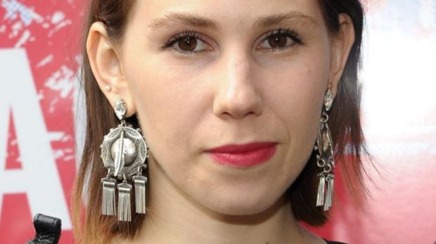 Actor Zosia Mamet has opened up about her struggles with an eating disorder.