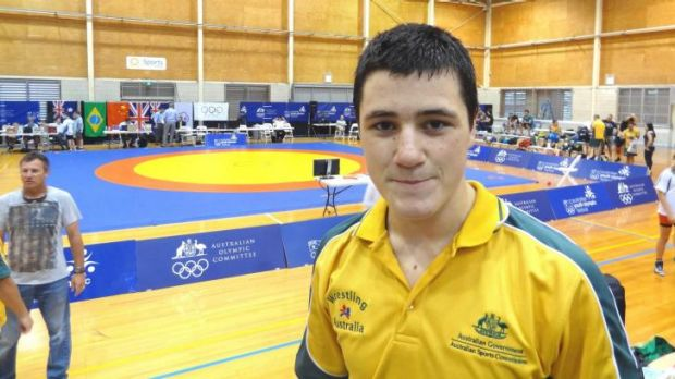 Canberra wrestler Ben Pratt will represent Australia at the 2014 Youth Olympic Games.