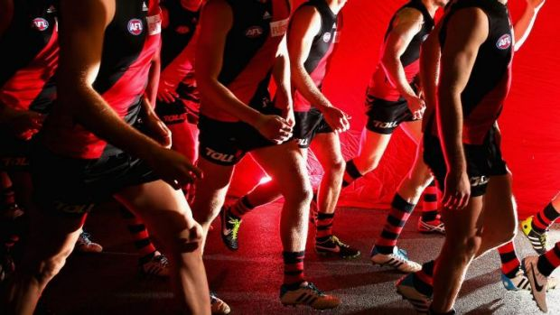 Earlier this week Essendon lawyer Neil Young said the club could be destroyed if show-cause notices went ahead.