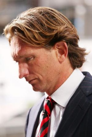 Hird's suspension is almost complete. He returns officially to Essendon on August 25 but will not have an active role ...