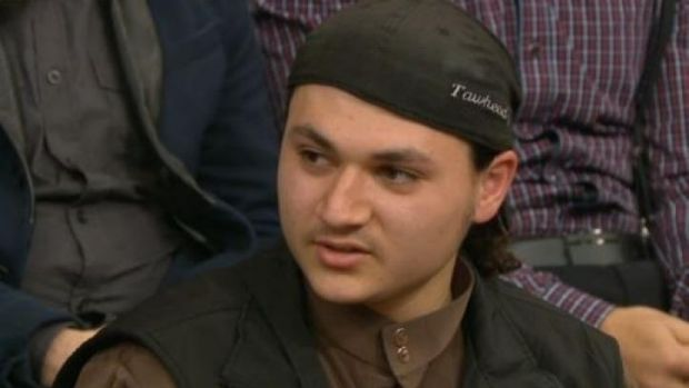 Nineteen-year-old Abu Bakr has had his passport cancelled by Australian authorities.