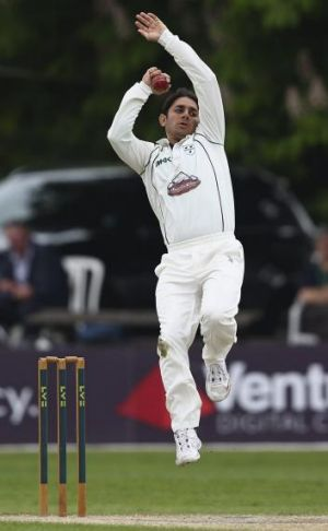 Saeed Ajmal this week became the biggest name reported so far.