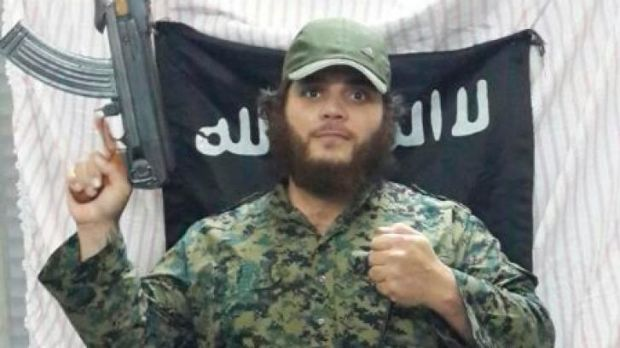 Australian man Khaled Sharrouf is fighting alongside terrorist rebel group Islamic State.