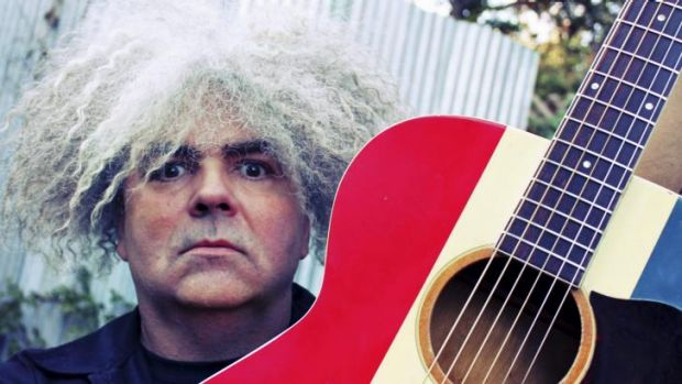 Grunge godfather: Buzz Osborne is on a solo mission.