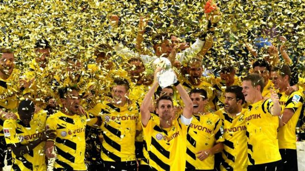 Borrussia Dortmund's win bodes well for the season ahead.