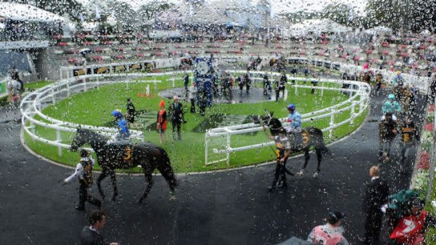 Foundation: Despite a wet start, The Championships was a massive success at Randwick in its inaugural year.