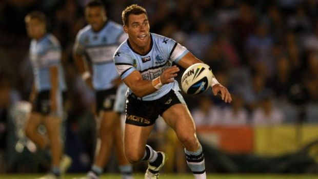 Retiring type: Sharks hooker John Morris has been forced to call an early end to his career due to a neck injury.